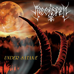 UNDER SATANÆ    Moonspell    Label:  SPV GmbH  Released:  2007-10-12   My work included:  I recorded some of the album in Antfarm