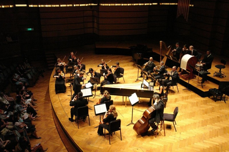 Malaysian Philharmonic Chamber Players Kuala Lumpur Dewan Philharmonic Petronas