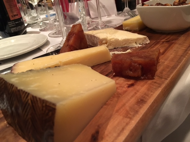 Oh The Cheeses!