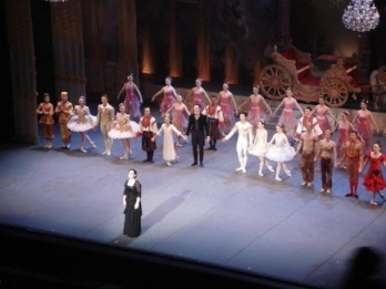 Final bow following the 43 Nutcracker shows of 2015