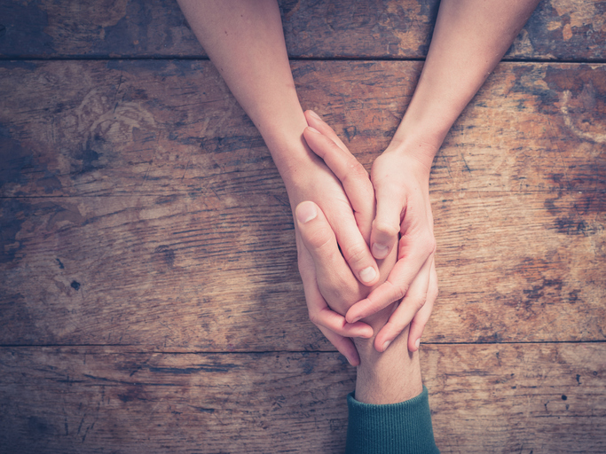 comfort and healing as a sensitive person