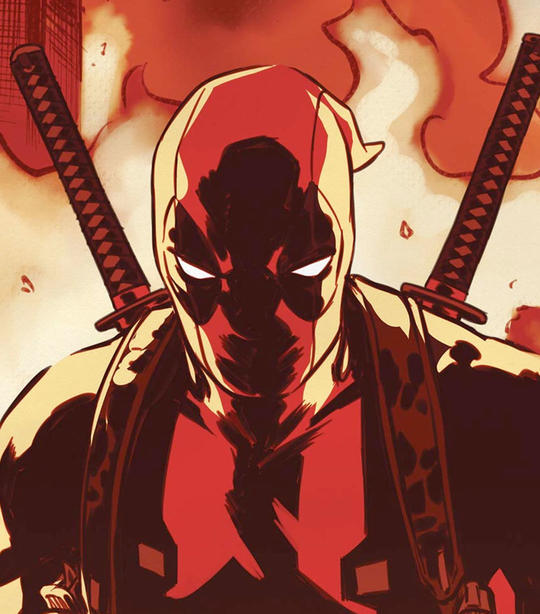 Wade Wilson (Deadpool)
