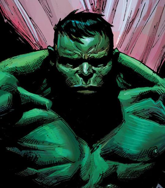 Bruce Banner (The Hulk)