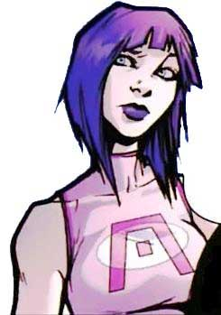 Violet Lightner (Armory)