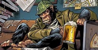 Bobo T. Chimpanzee (Detective Chimp)