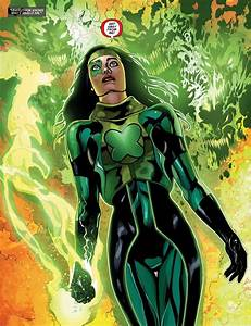 Jessica Cruz (Green Lantern)