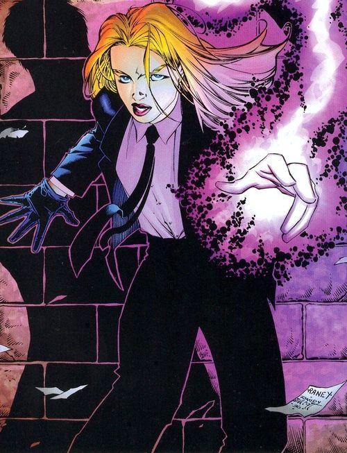 Christine Trelane (Synergy)