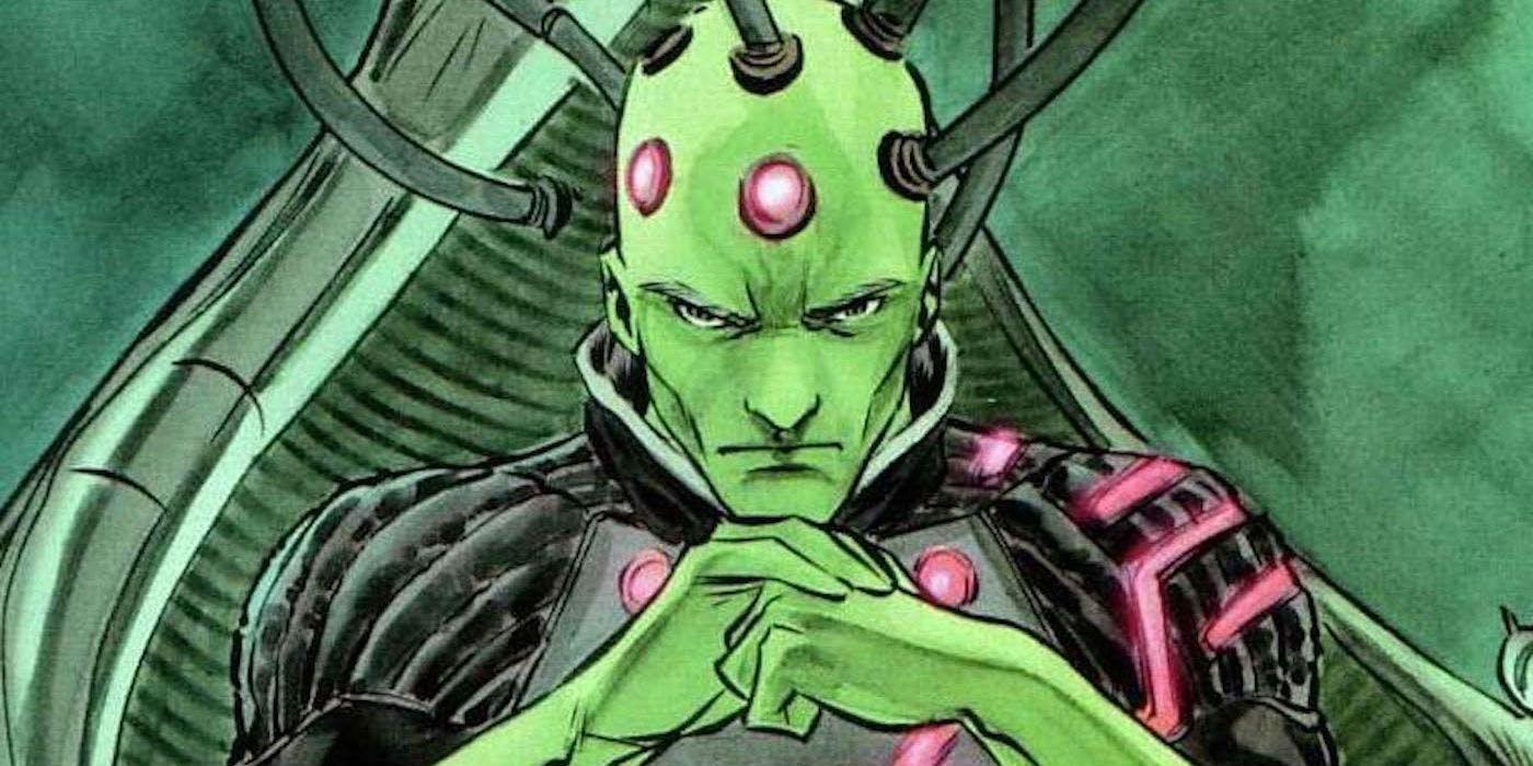 Vril Dox (Brainiac)