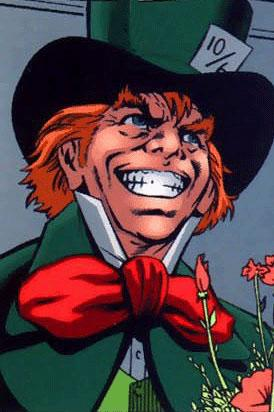 Jervis Tetch (Mad Hatter)
