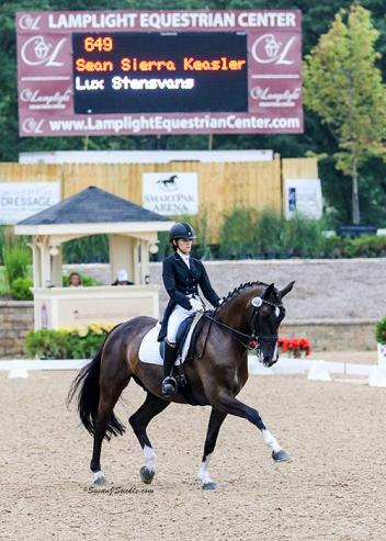 Sierra Keasler and Lux Stvenstang (Photo: SusanJStickle.com)