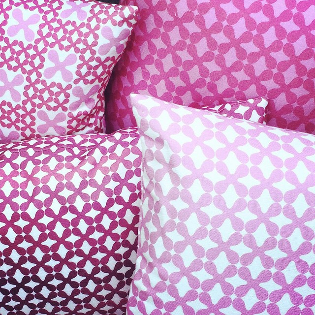 Pinky #pink #pillows @guildery !