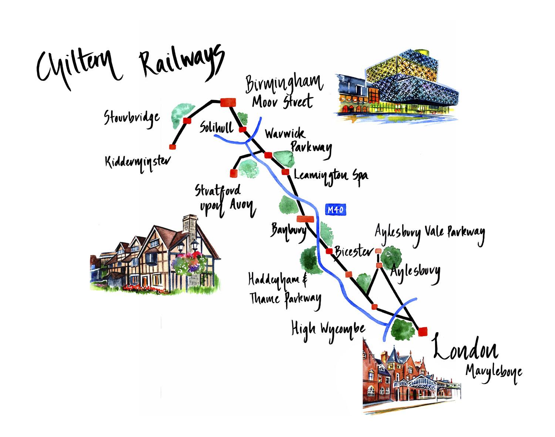 Bicester Village Train Station - Value Retail UK