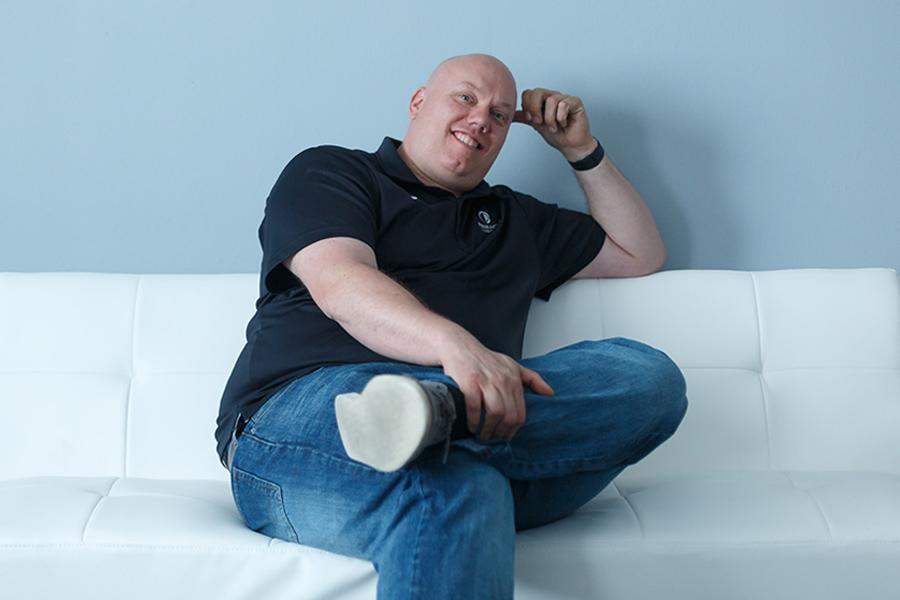 Chris Hintz  aka DJ Chris Hintz Founder & President