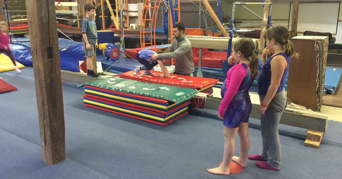 BUILD CHARACTER, DISCIPLINE, AND SELF MOTIVATION IN LIFE   Join our classes and learn Gymnastics Fundamentals   Learn More