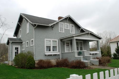 John Glenn's house