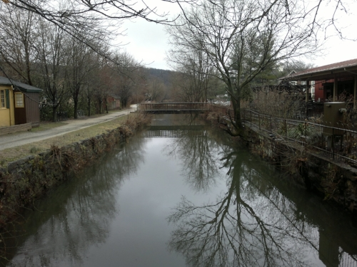 The Raritan Canal