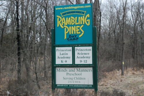 A school that teaches manners? We know some adults that need to go here. Wait, isn't rambling on about something considered bad manners? Those ill-mannered pines.