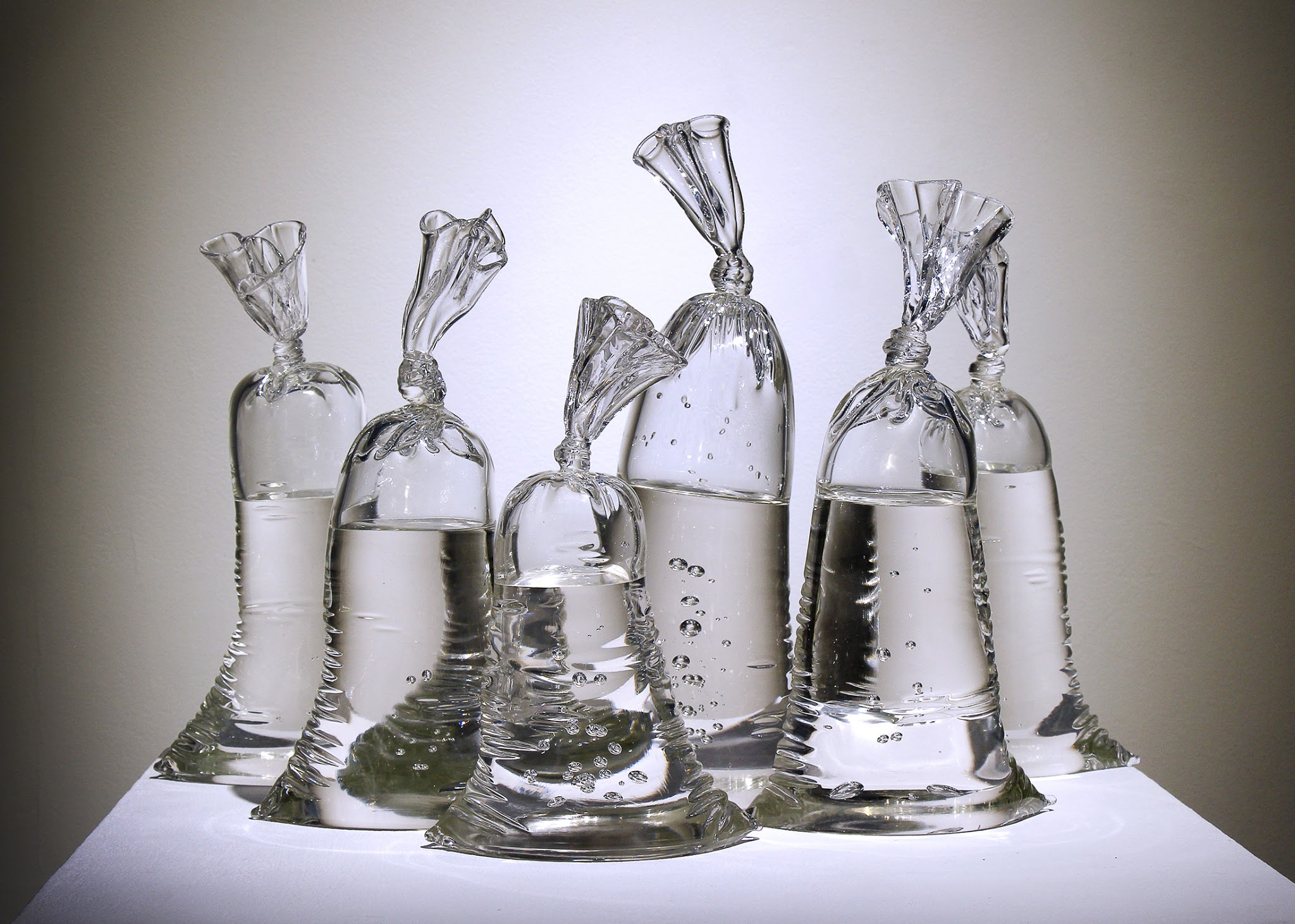 H2O/SiO2 (Set of 6)