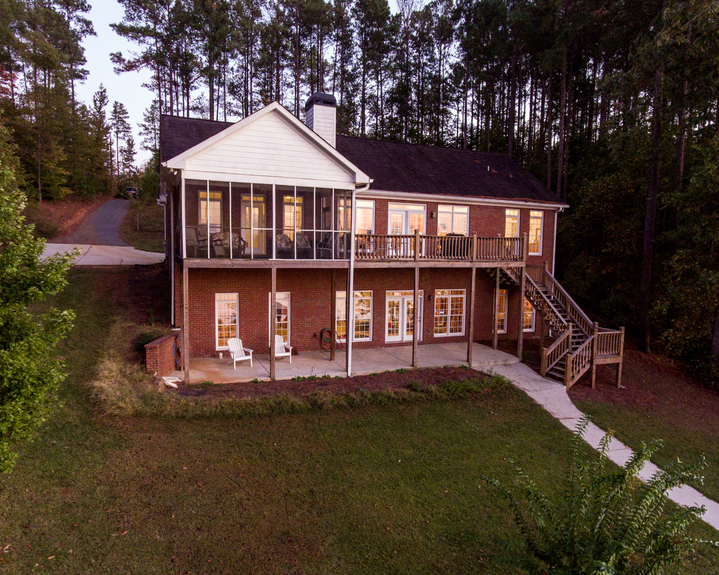 Aerial Photography - Residential Real Estate