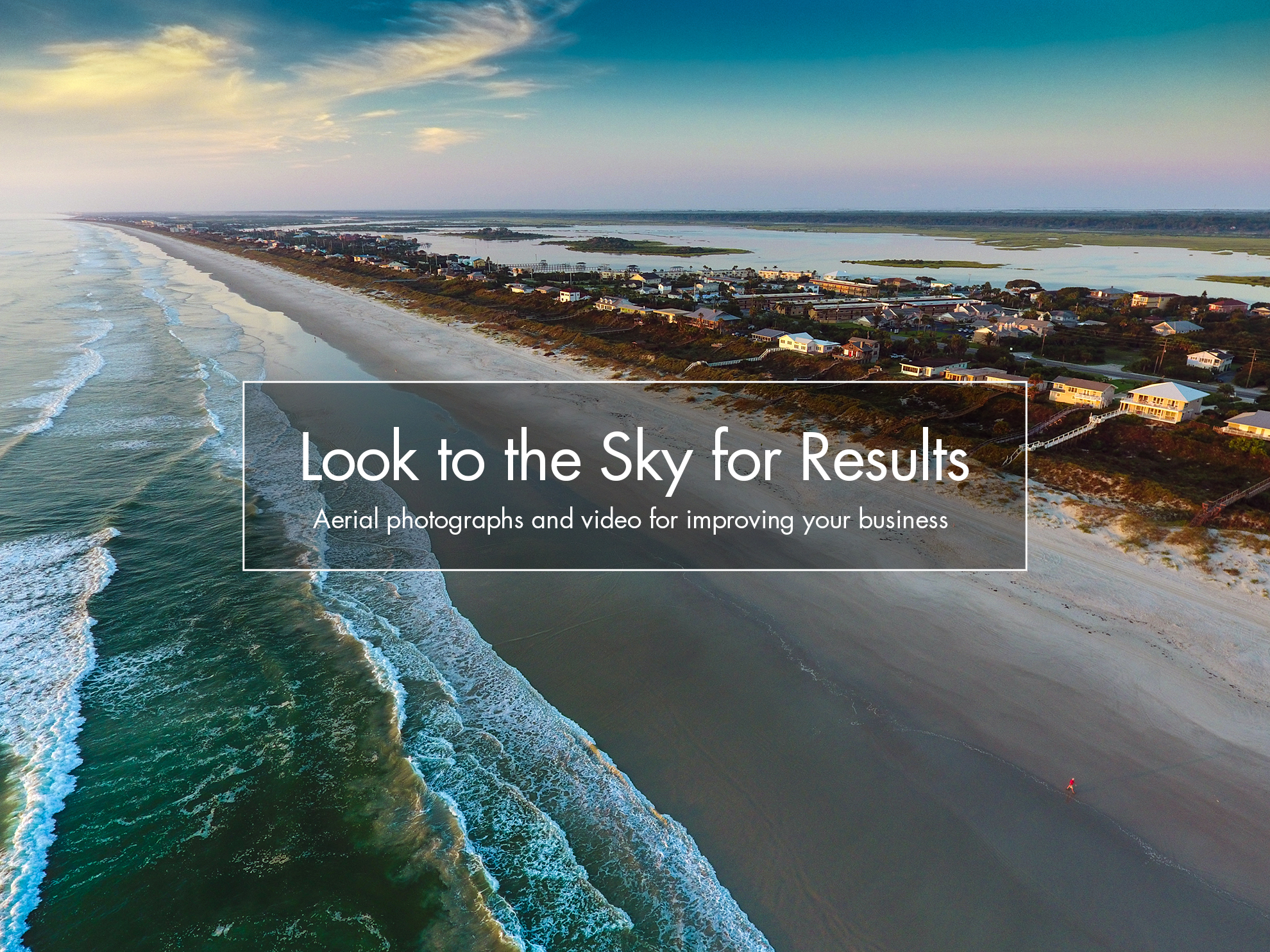 The Sky G Team is passionate about aerial imaging projects that help better understand, protect and positively impact our planet's natural resources for the future.