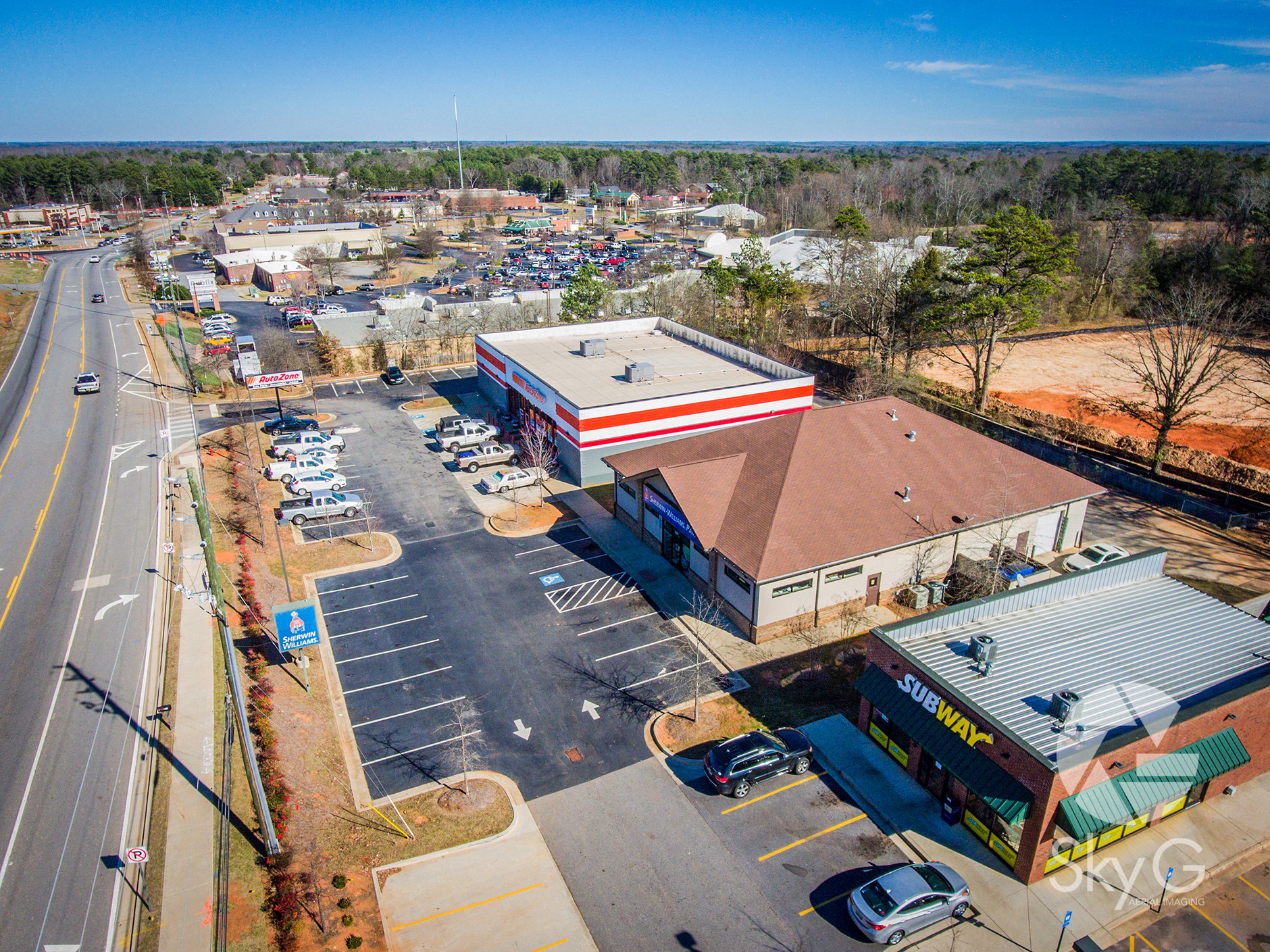 Commercial Real Estate - Retail Shopping Center