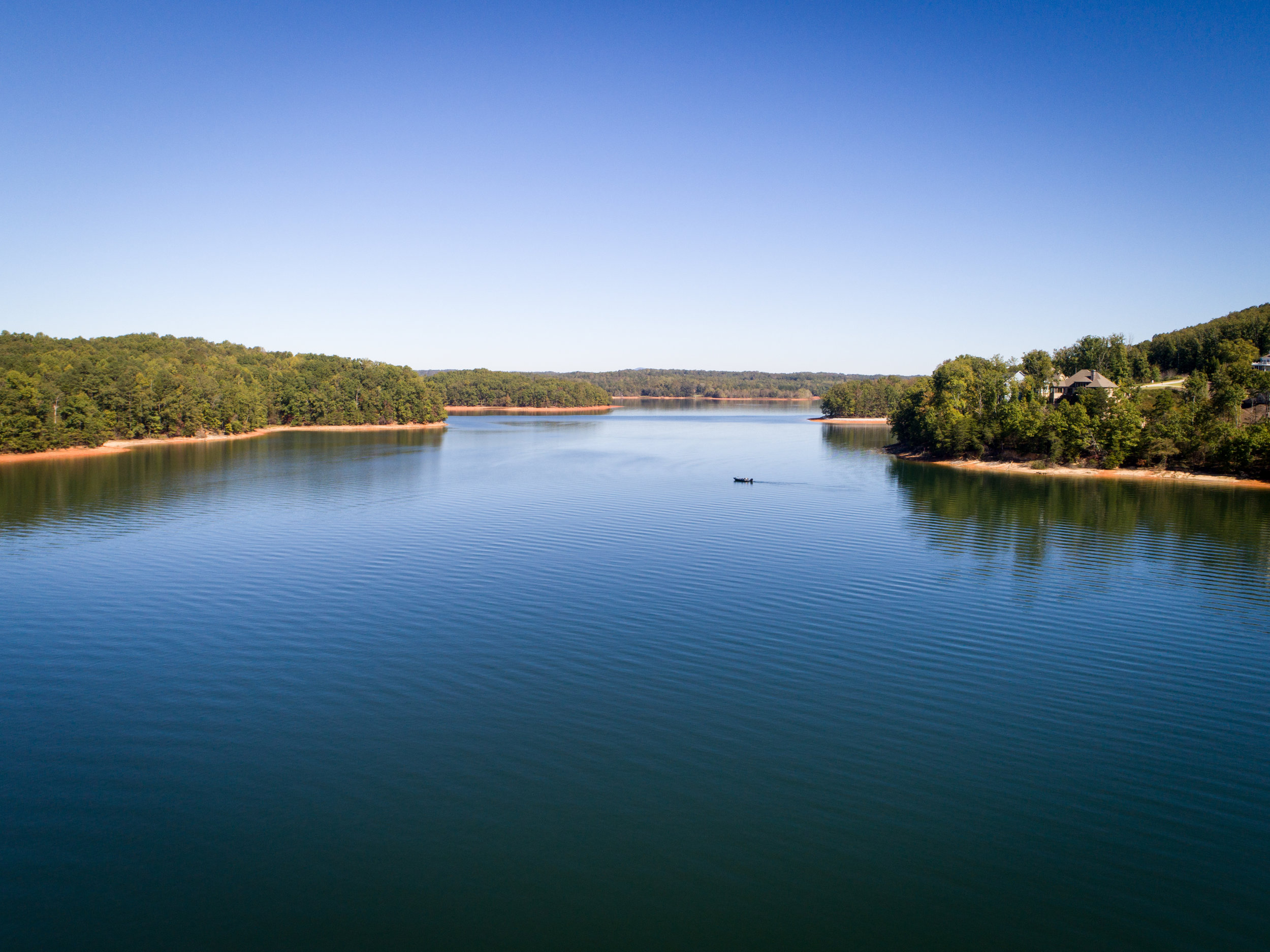 Aerial Photography - Lake Lanier, GA