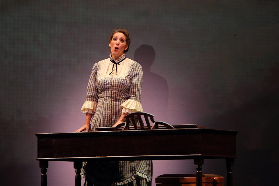 Scenes from Ballad of Baby Doe, Dayton Opera