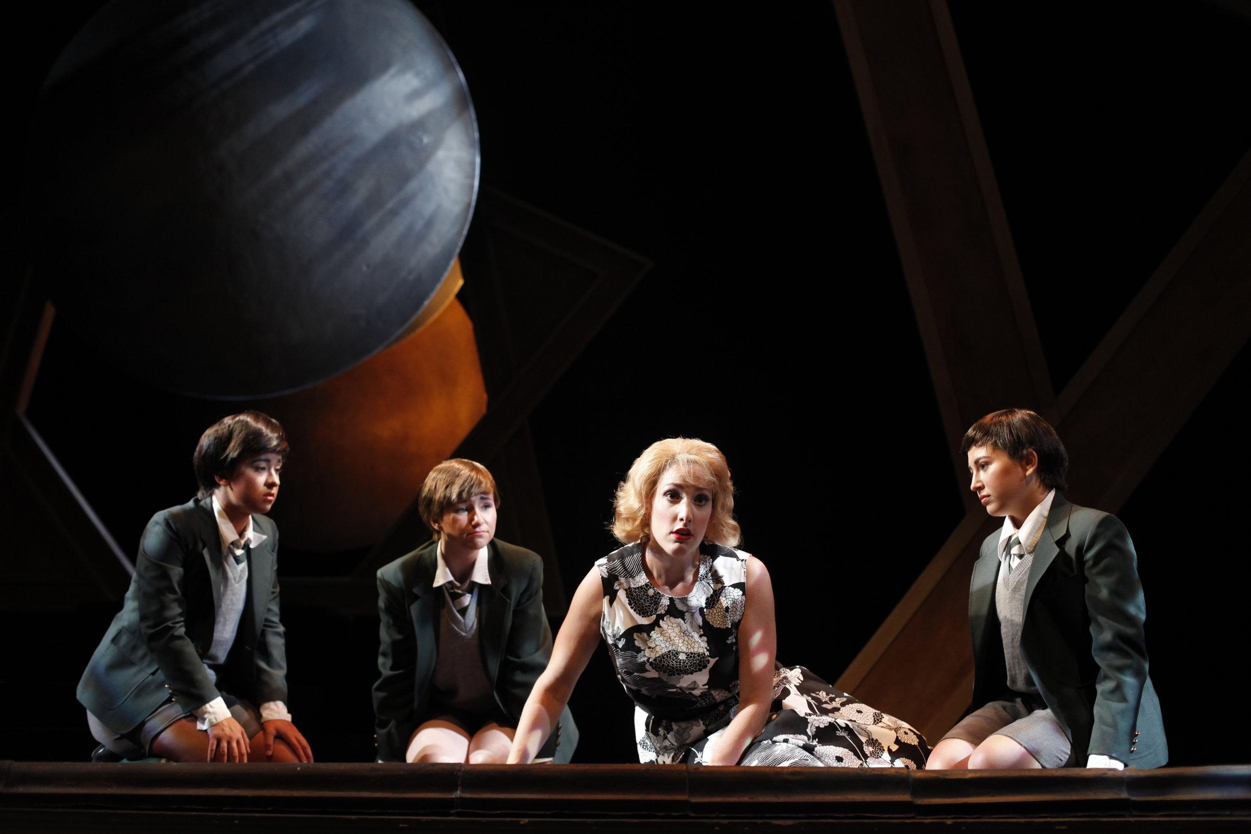 as Pamina, The Magic Flute, Chautauqua Opera (photo by Megan Tan)