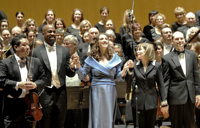 Brahms Requiem with Buffalo Philharmonic