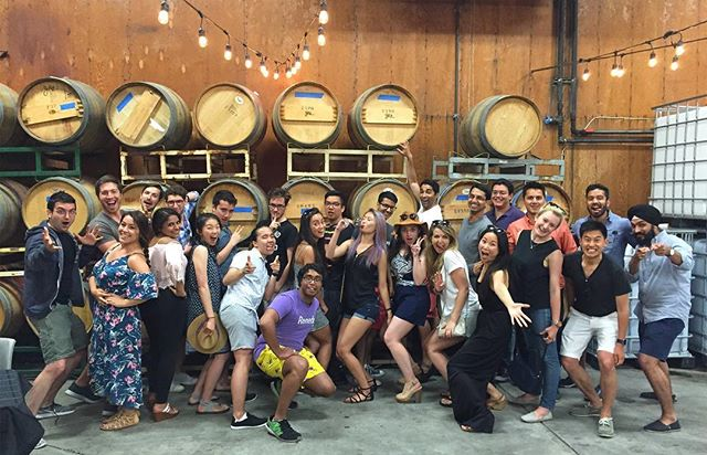 This fun group from @thewineguys met with friends from all around the country for a private tasting. Thank you for choosing #gvcellars , Cheers! 🍷#wine #winery #winetasting #boutique #greenvalley #winelover #winelovers #travel #destination #greenvalley #napavalley #napa #vacaville #fairfield #sonoma #adventure #friends #winewednesday #igdaily #lifestyle #sanfrancisco #losangeles #sandiego #california