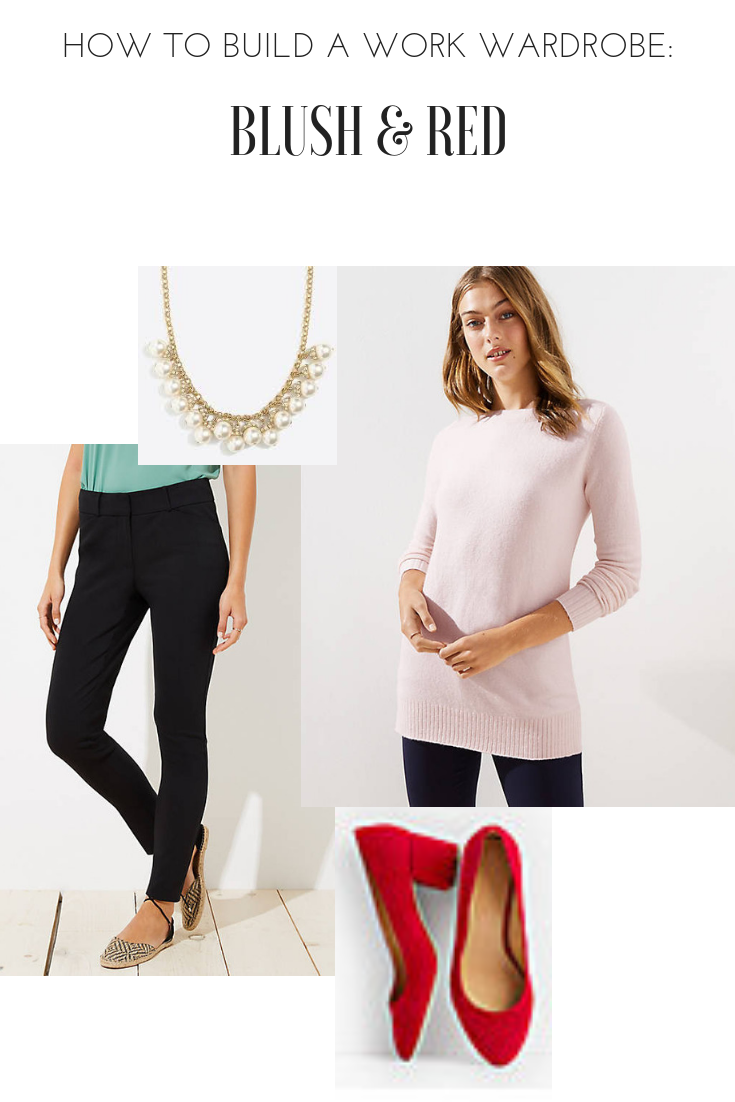 How to Build a Wardrobe: 4 Tops, 10 Outfits