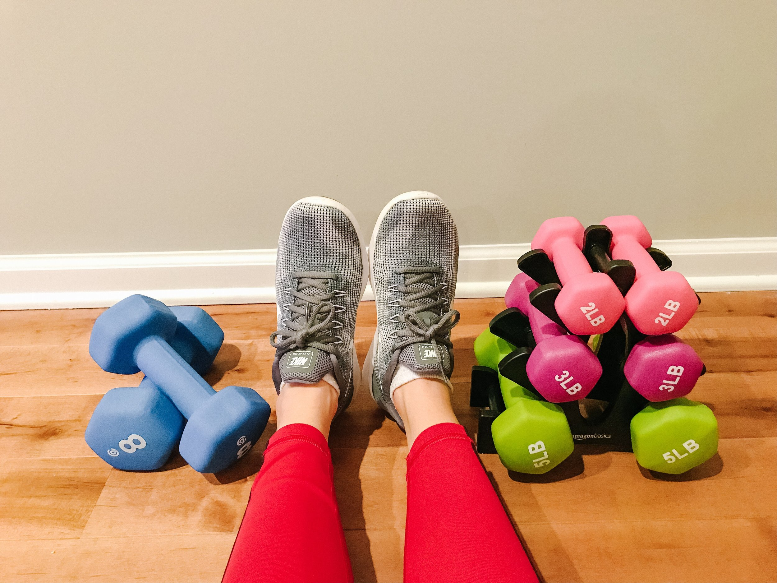 Healthy Lifestyle Food and Exercise Inspiration