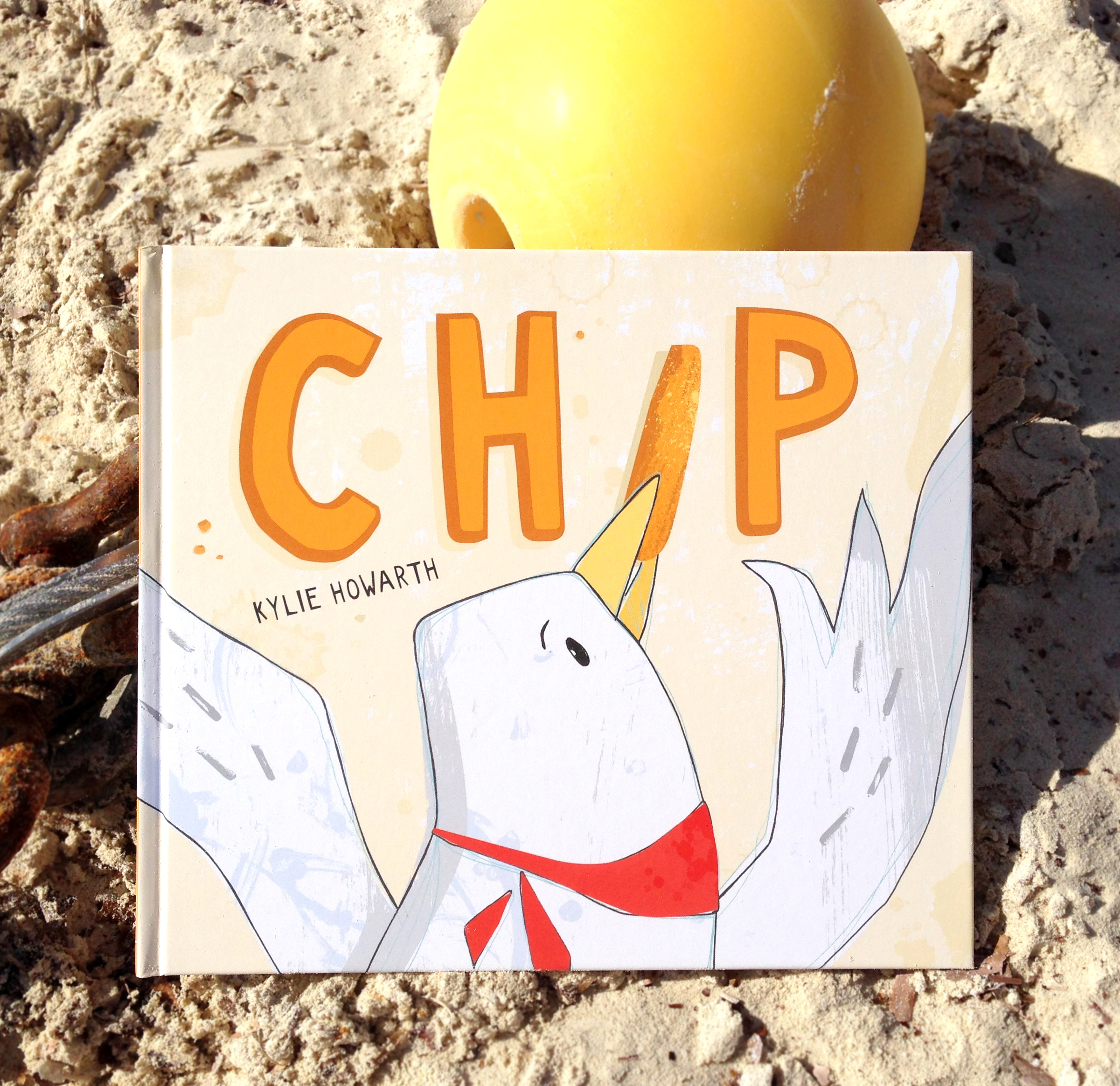 Chip - Picture Book by Kylie Howarth
