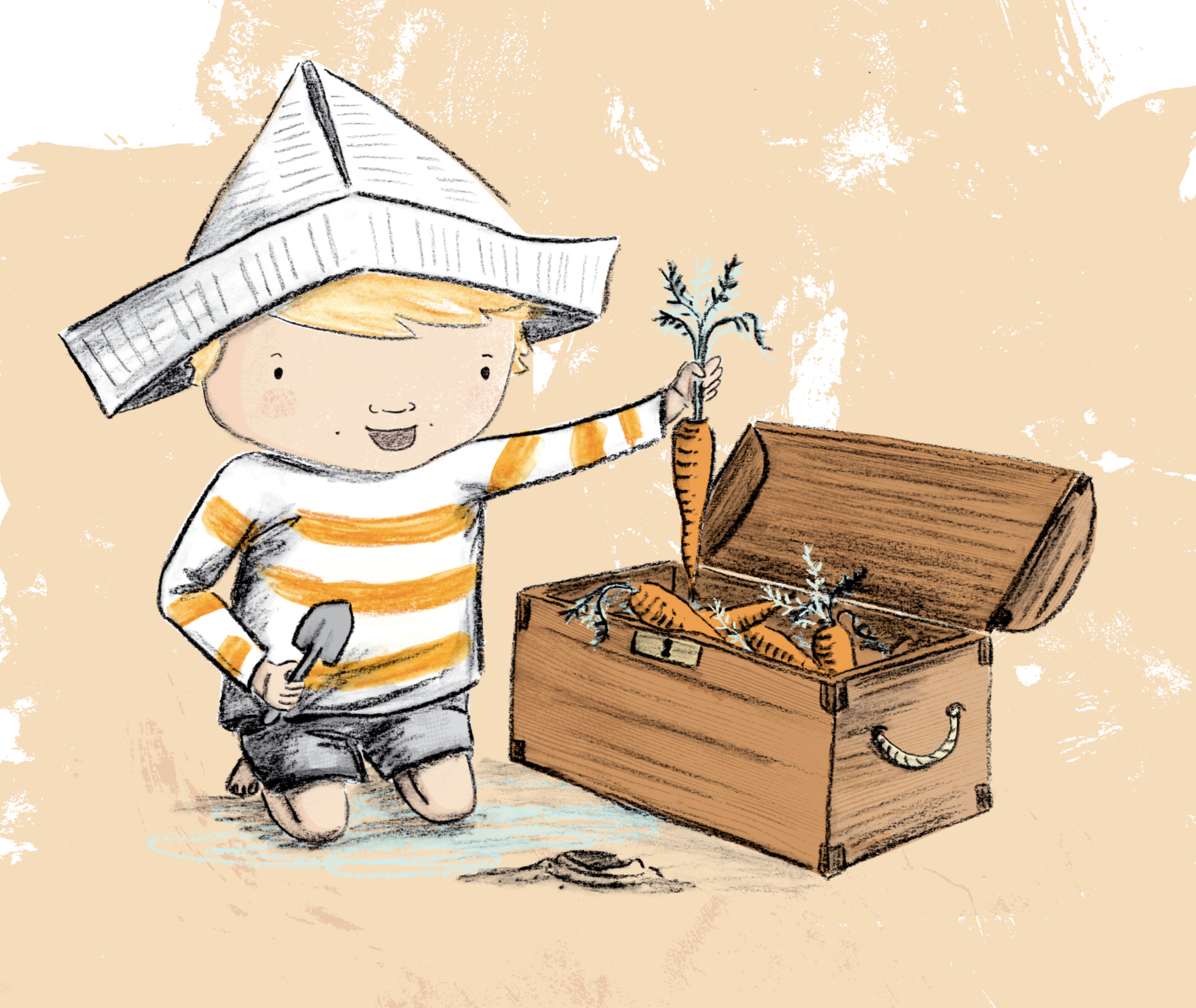 1, 2, Pirate Stew - Kylie Howarth