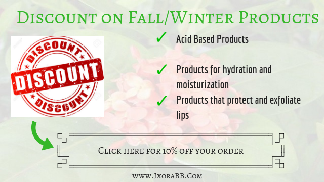 9 Tips On How To Transition Your Skin Care Regimen Into the Fall%2FWinter Season discount template.png