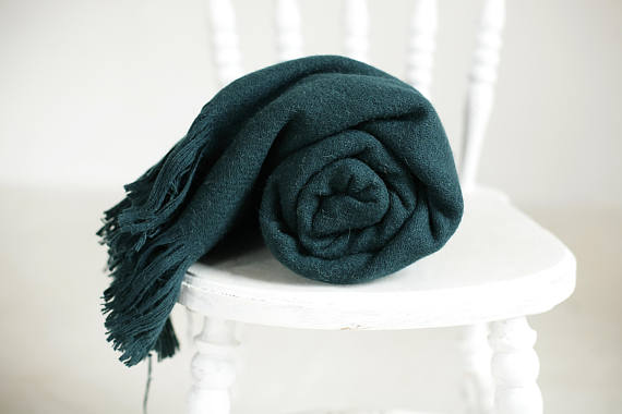 Throw Blanket from NorthernHerbs