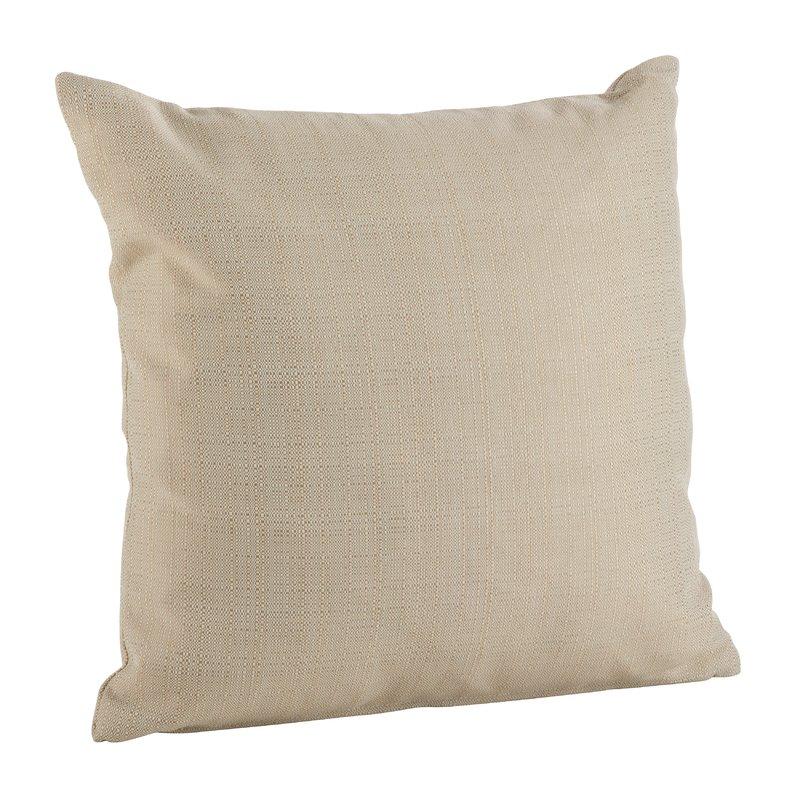 Verrett Solid Throw Pillow