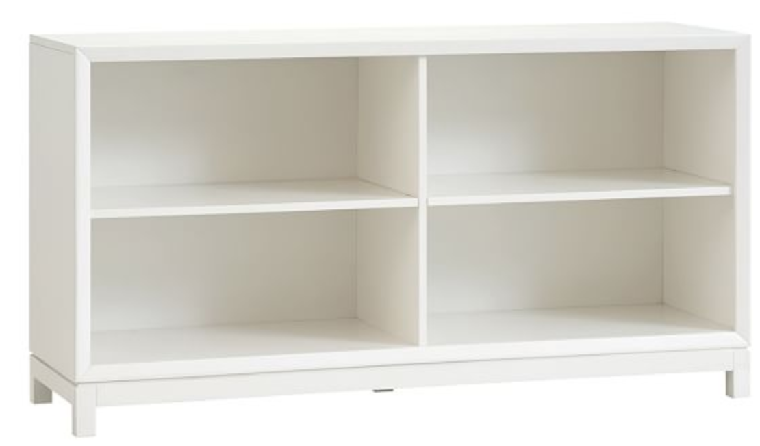 Rowan Low Bookcase