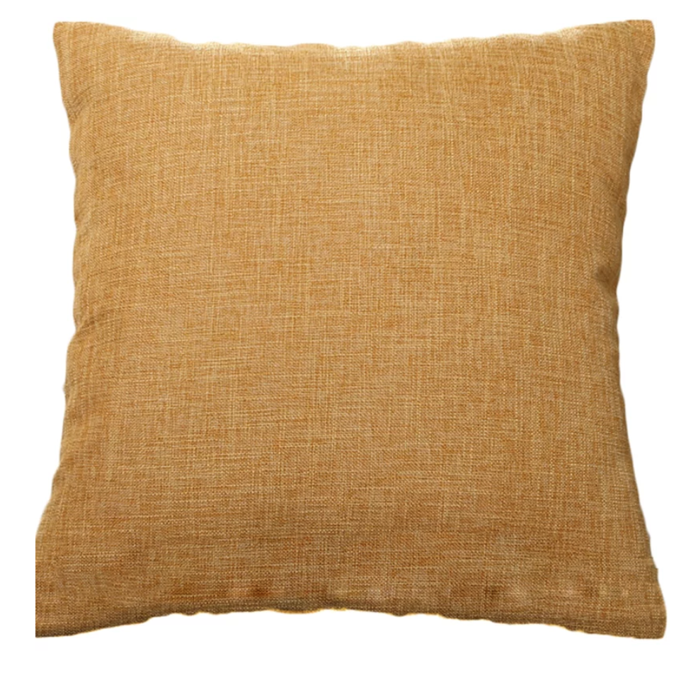 Criss Cotton Blend Pillow Cover