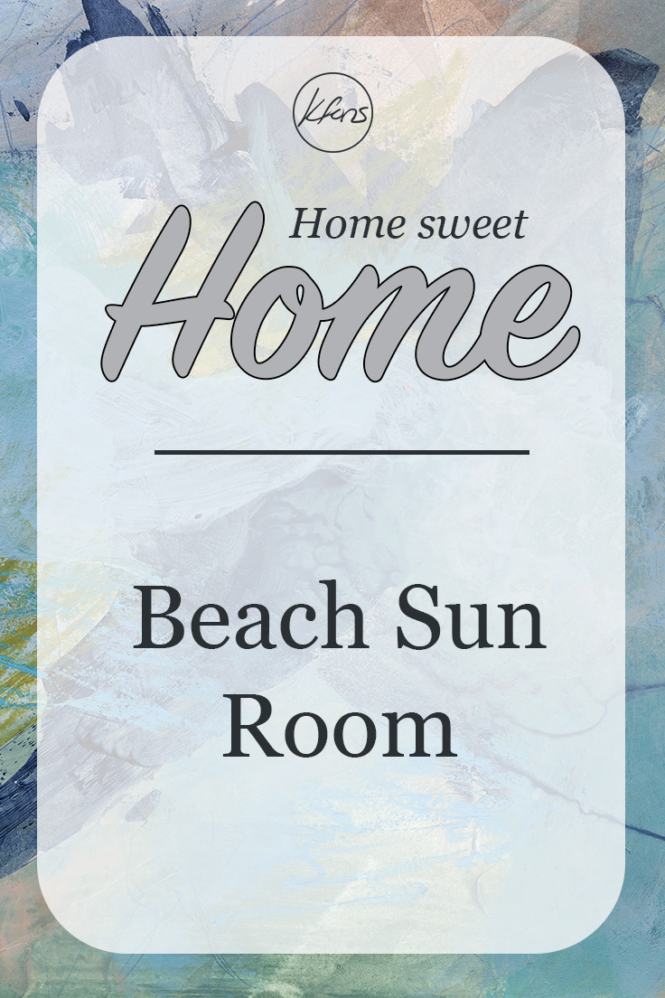 kfons - Design Mash: Beach Sun Room