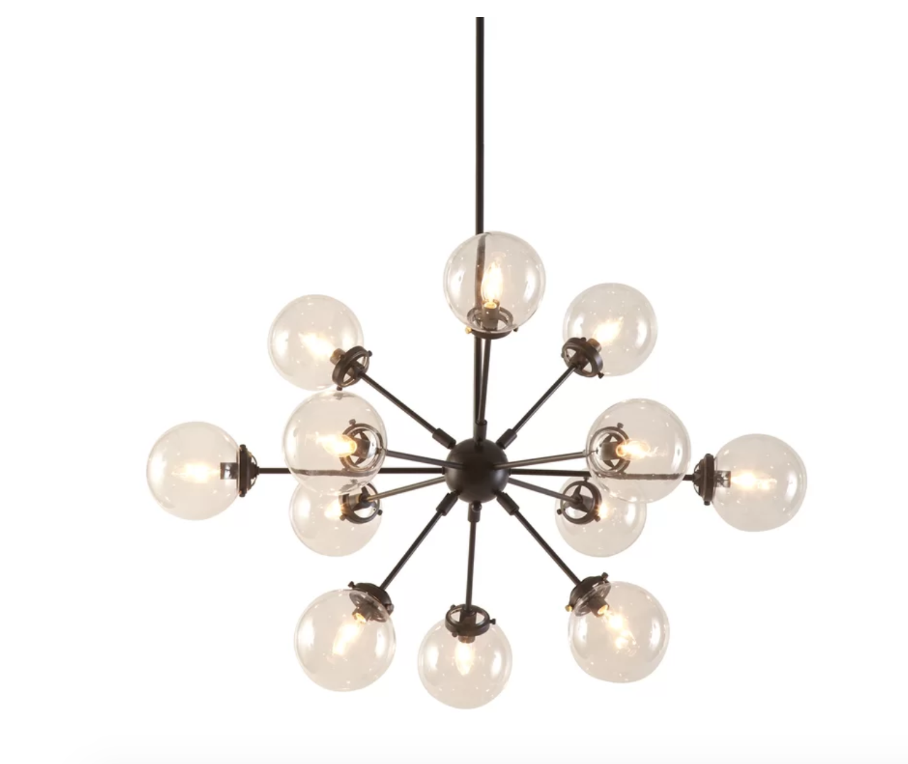 Benites 12-Light Sputnik Chandelier