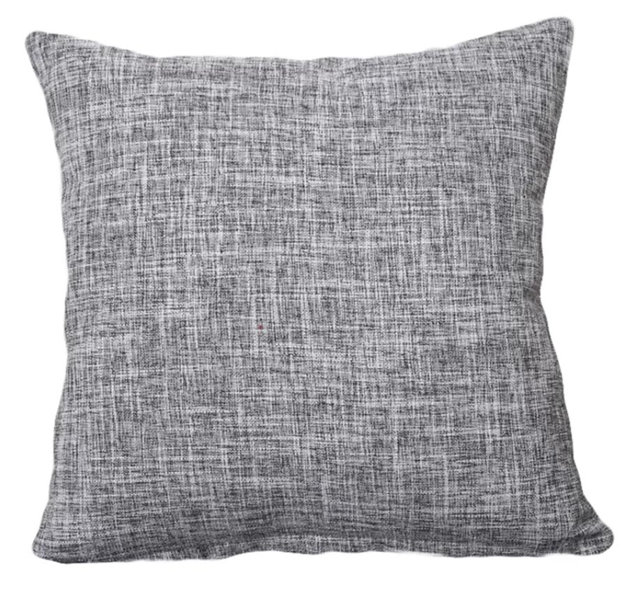 Criss Cotton Blend Pillow Cover
