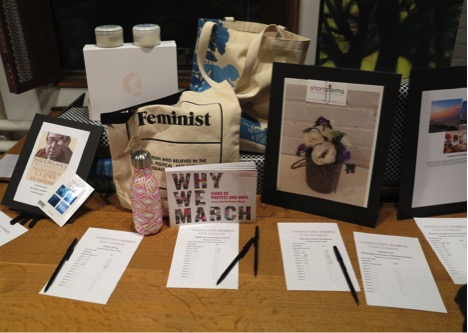 Auction to support the National Latina Institute for Reproductive Health.