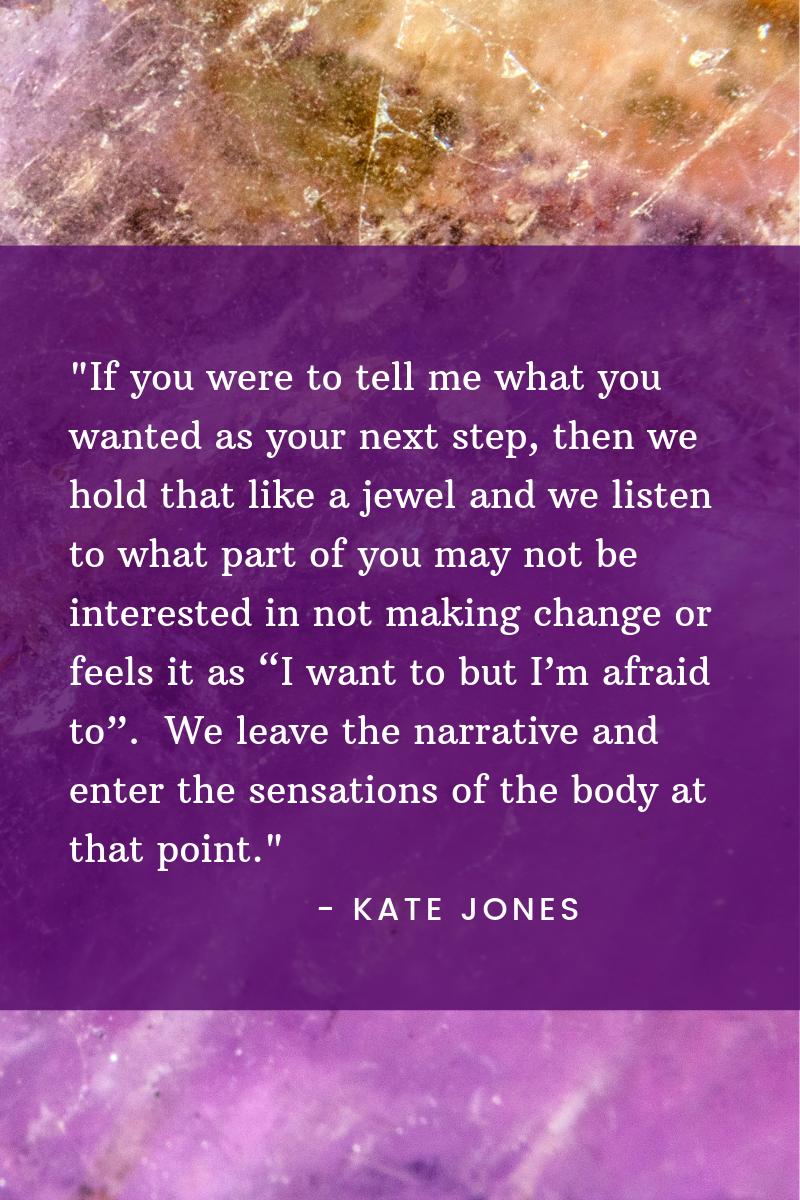 Kate Jewel quote
