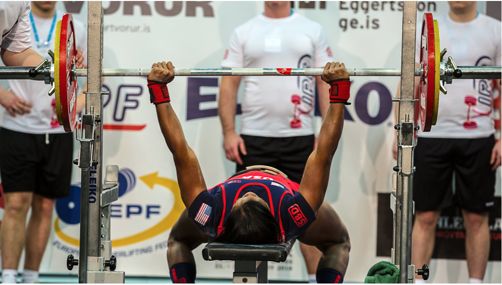 Long arms, close grip and still killing 102.5kg