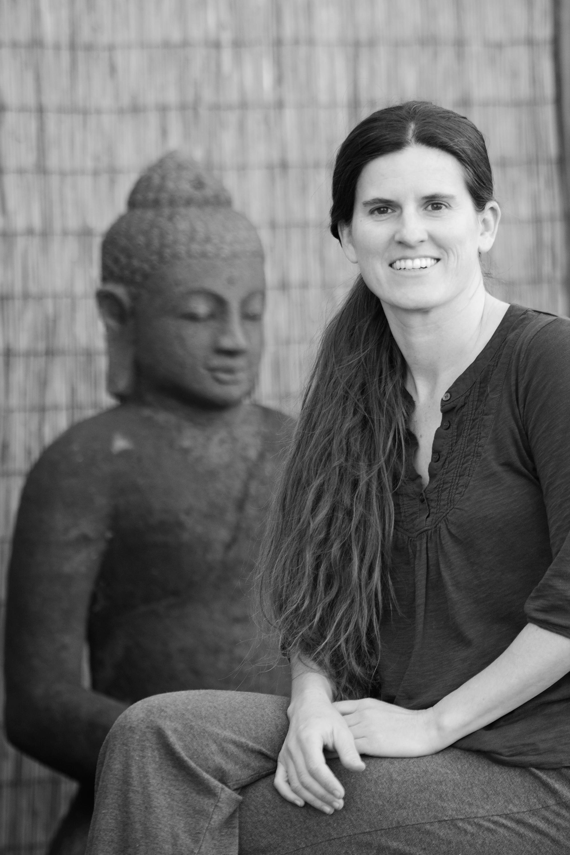 Debbie DD Portrait by Todd Yoga Toes Buddha 2011 2000w.jpg