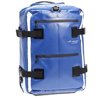 HIDEO WAKAMATSU 2輪ターポリン 2wayソフトキャリーバッグ