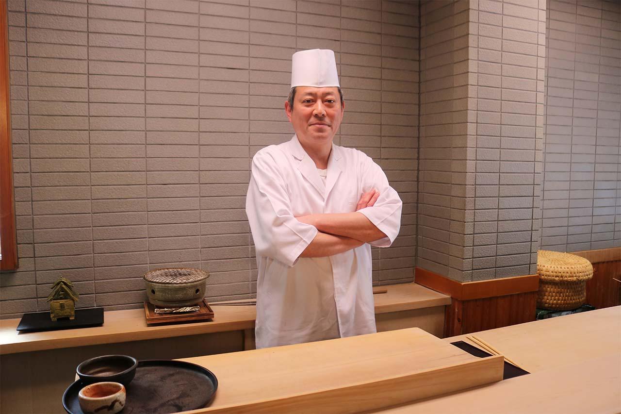 sushi omakase tokyo