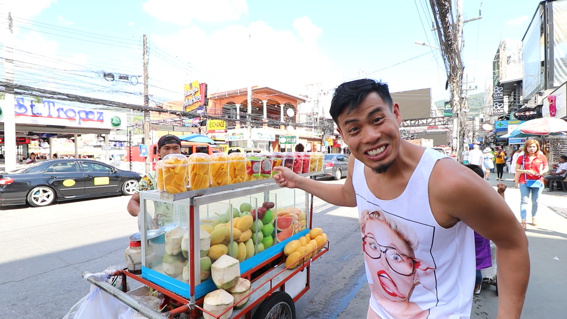 食あたり タイ