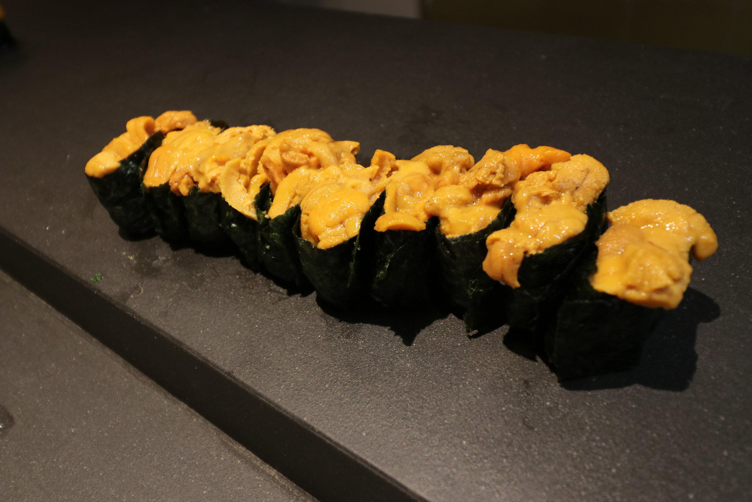 寿司さいしょ うにく
